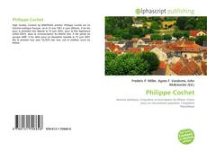 Обложка Philippe Cochet