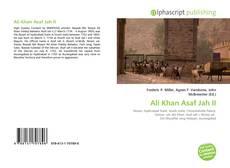 Borítókép a  Ali Khan Asaf Jah II - hoz