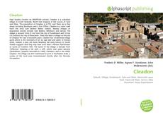 Bookcover of Cleadon