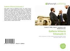 Galleria Vittorio Emanuele II kitap kapağı