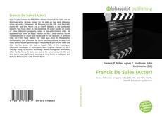 Обложка Francis De Sales (Actor)