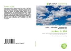 Bookcover of Junkers Ju 488
