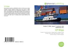 Bookcover of CP Ships