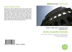 Portada del libro de Atilia Caucidia Tertulla
