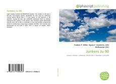 Bookcover of Junkers Ju 90