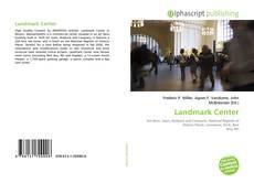 Bookcover of Landmark Center