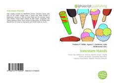 Copertina di Icecream Hands