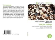 Marine Biology的封面