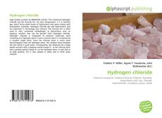 Bookcover of Hydrogen chloride