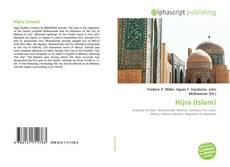 Bookcover of Hijra (Islam)