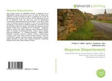 Portada del libro de Mayenne (Département)