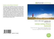 Bookcover of James Loney (Peace Activist)
