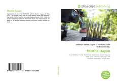 Moshe Dayan kitap kapağı