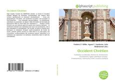 Bookcover of Occident Chrétien