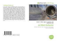 Bookcover of Jet Blast Deflector