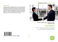 Bookcover of Commerce