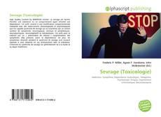 Copertina di Sevrage (Toxicologie)