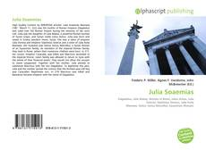 Обложка Julia Soaemias