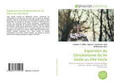 Copertina di Expansion du Christianisme du Ve Siècle au XVe Siècle
