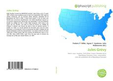Bookcover of Jules Grévy