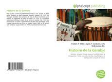 Bookcover of Histoire de la Gambie