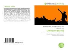 Portada del libro de Lifehouse (band)