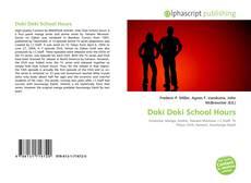 Borítókép a  Doki Doki School Hours - hoz