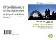 Bookcover of Camping (video gaming)
