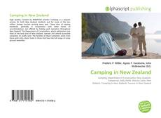 Bookcover of Camping in New Zealand