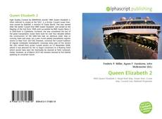 Couverture de Queen Elizabeth 2