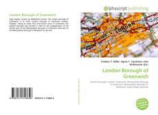 Bookcover of London Borough of Greenwich