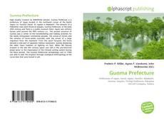 Bookcover of Gunma Prefecture