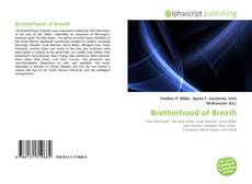 Bookcover of Brotherhood of Breath