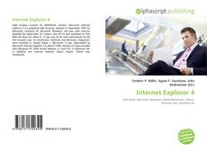 Bookcover of Internet Explorer 4