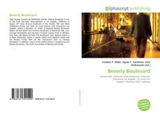 Bookcover of Beverly Boulevard