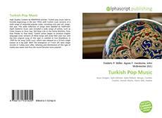 Capa do livro de Turkish Pop Music