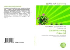 Bookcover of Global Warming Potential