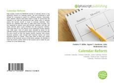 Calendar Reform的封面