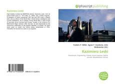 Buchcover von Kazimierz Leski