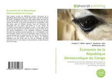 Couverture de Économie de la République Démocratique du Congo