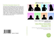 One Piece Episodes (Season 10) kitap kapağı