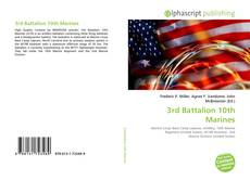Capa do livro de 3rd Battalion 10th Marines