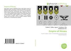 Bookcover of Empire of Nicaea