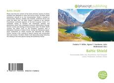 Buchcover von Baltic Shield
