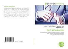 Borítókép a  Kurt Schumacher - hoz