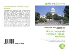 Borítókép a  Gouvernement de Transition (Congo-Kinshasa) - hoz