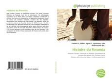 Couverture de Histoire du Rwanda