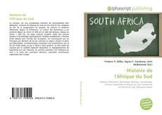 Обложка Histoire de l'Afrique du Sud