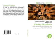 Обложка Economy of Lithuania