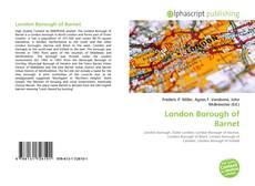 Bookcover of London Borough of Barnet